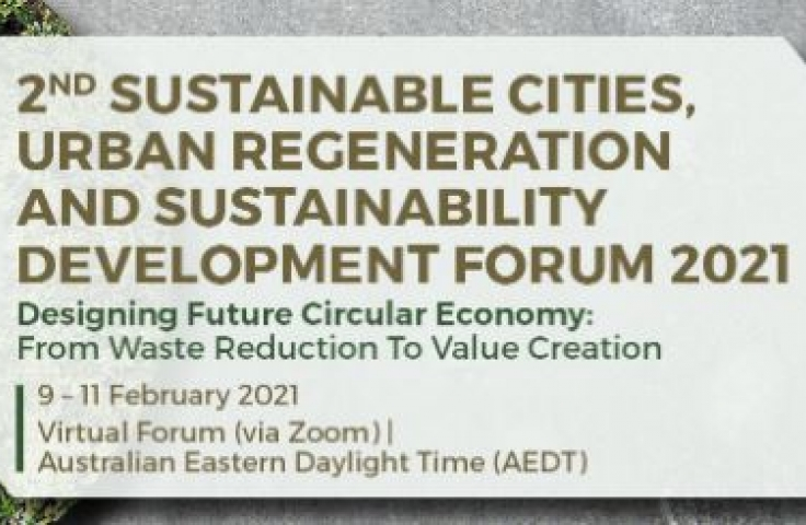 2nd Sustainability Development and Circular Economy Innovations Forum image