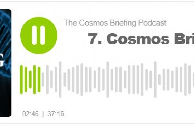 Cosmos podcast image