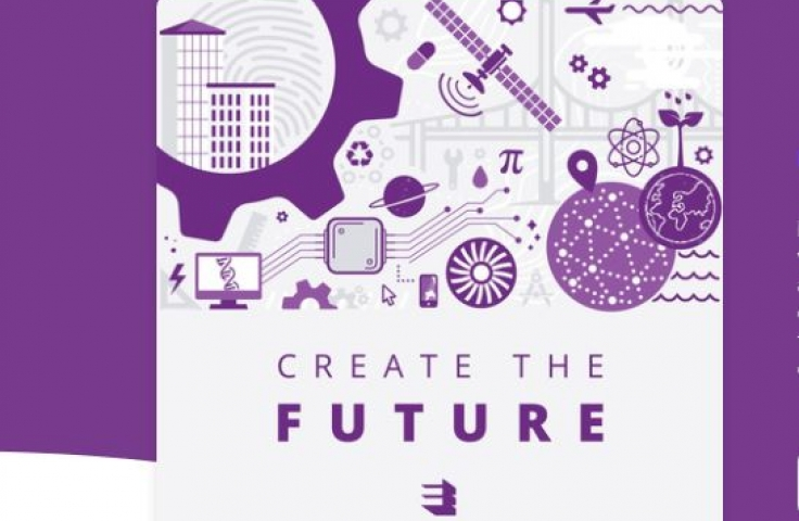 Create future podcast image