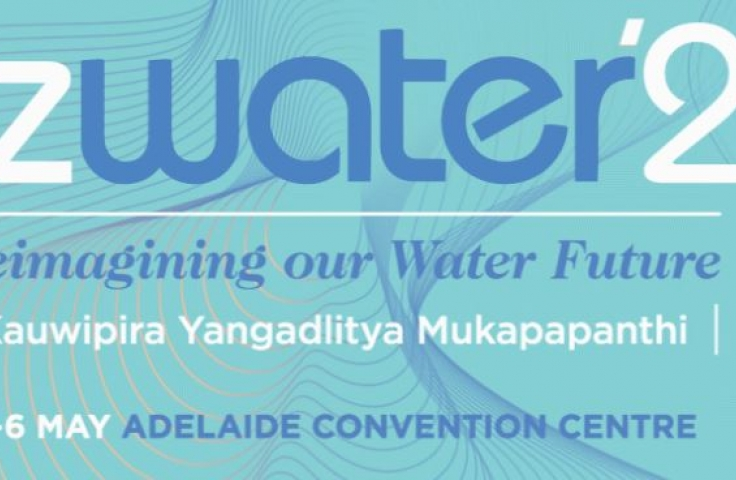 OzWater conference image